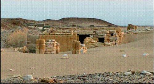 Ancien couvoir égyptien