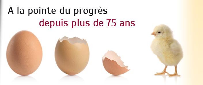 Incubateurs et éclosoirs fabrication française
