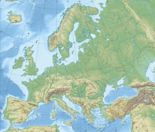 Cette image ne représente pas uniquement l'Europe
